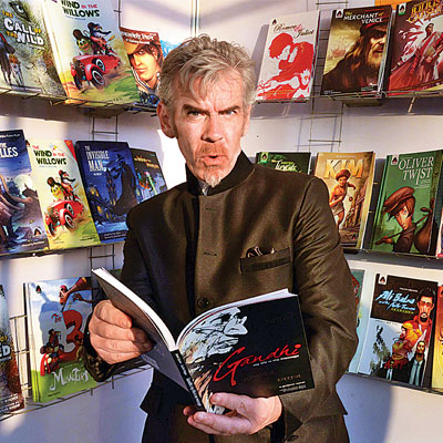 Jason Quinn, scénariste