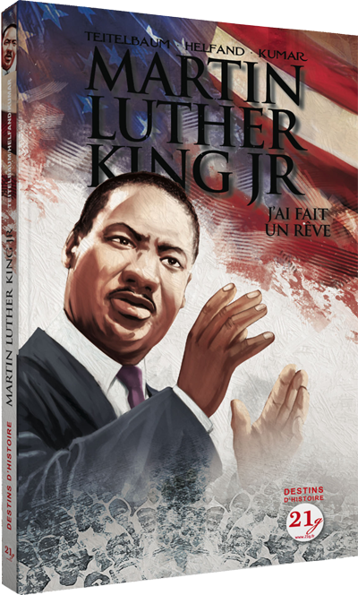 couverture Martin Luther King