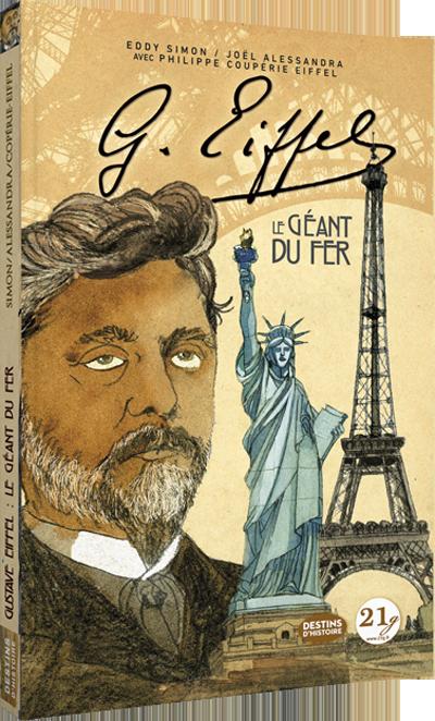 Gustave Eiffel couverture
