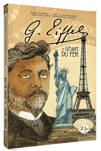 couverture Gustave Eiffel