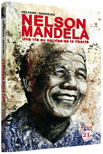 couverture Nelson Mandela