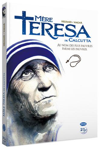 couverture Mère Teresa