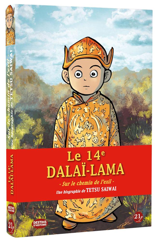 Le 14e Dalai Lama