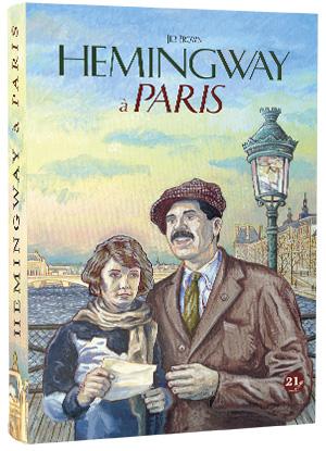 Couverture Hemingway à Paris