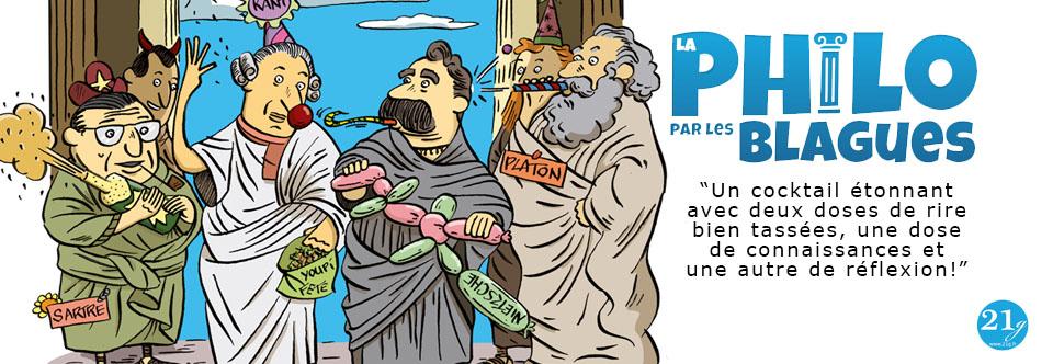 La Philo par les Blagues